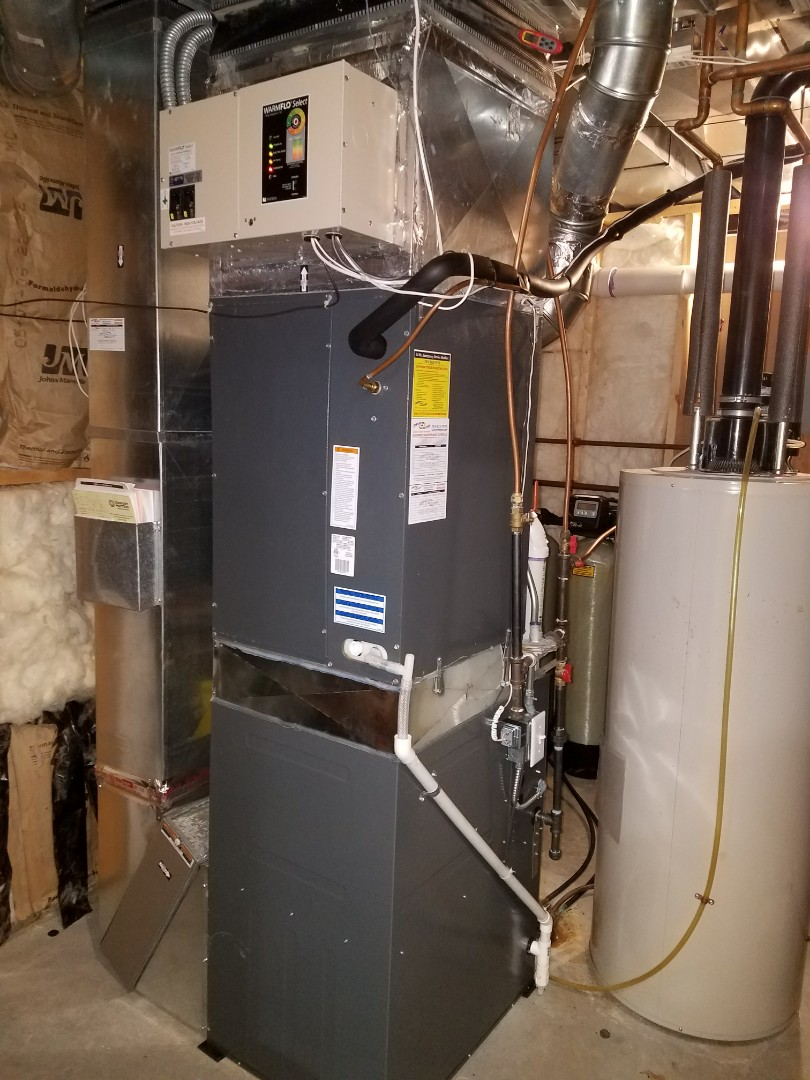 Loretto, MN - Daikin furnace issue