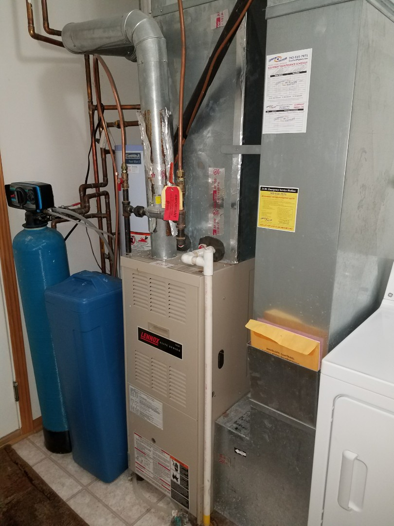 Osseo, MN - No heat on Lennox furnace