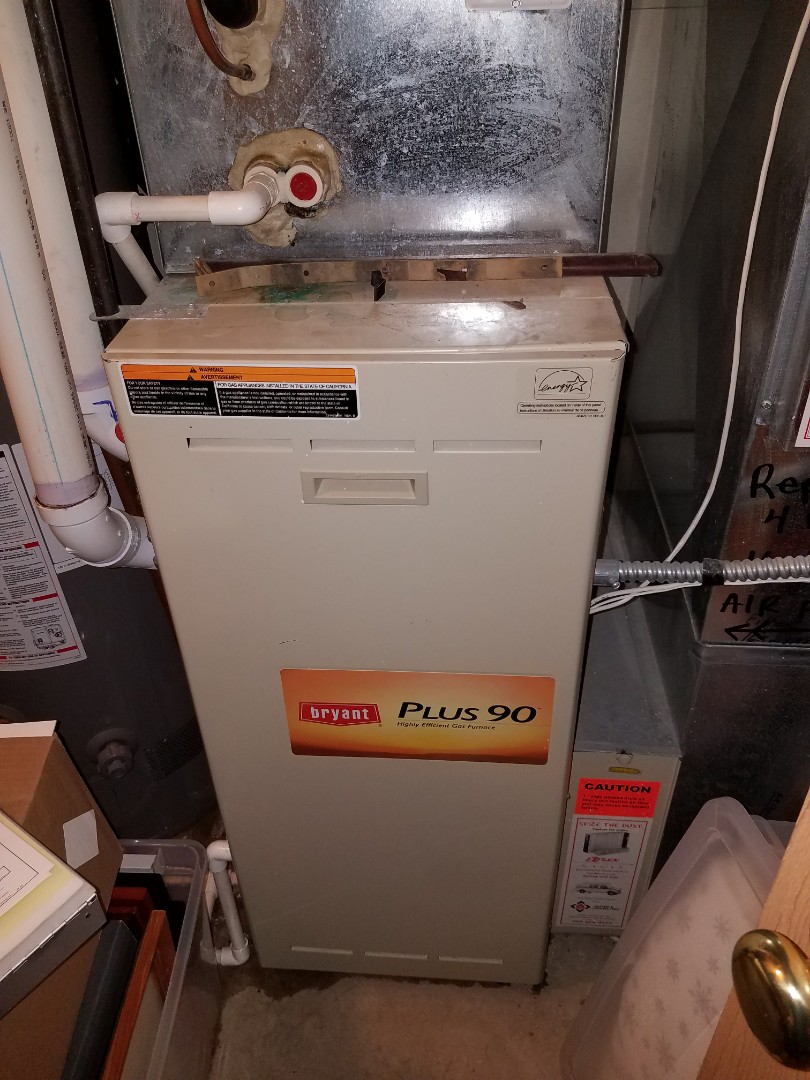Saint Michael, MN - Furnace tune up on 90+% bryant unit in Rogers.