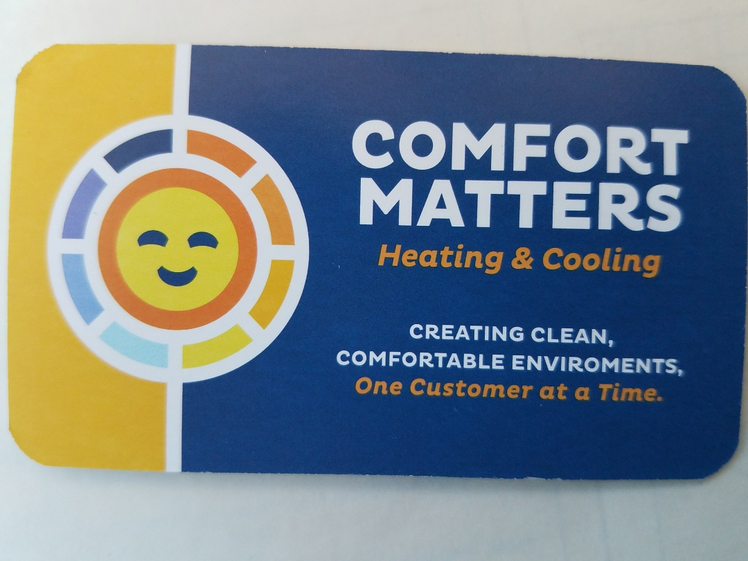 Zimmerman, MN - Furnace cleaning and tune up on a Comfort Matters unit