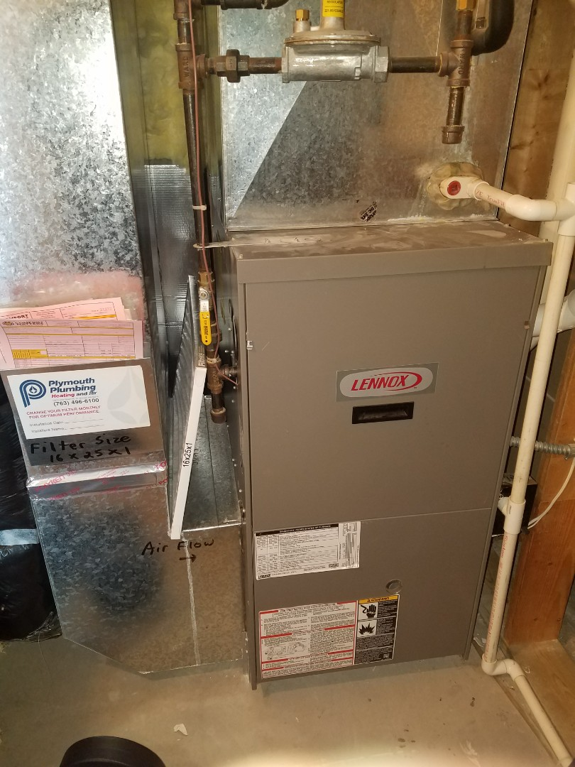 Saint Michael, MN - Burning smell in ducts