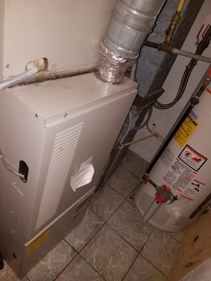 Long Lake, MN - Furnace tune up on 80% Tappan unit and install 2 CO alarms in Minnetonka