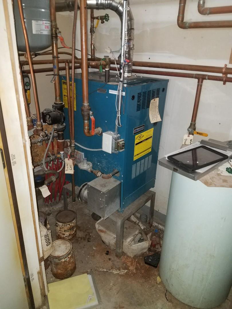 Buffalo, MN - Annual boiler tune up