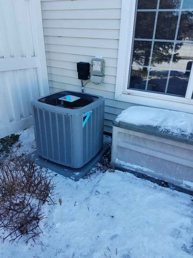 Otsego, MN - New system install