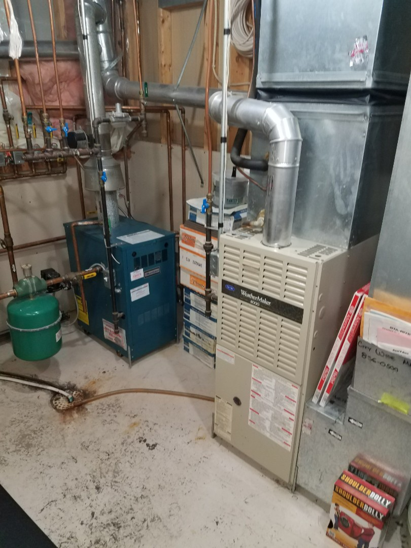 Becker, MN - Furnace and boiler tune up