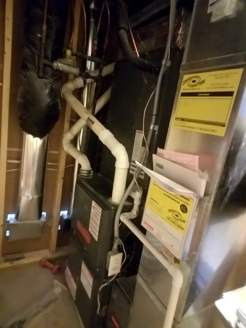 Maple Plain, MN - Goodman furnace tune up and clean