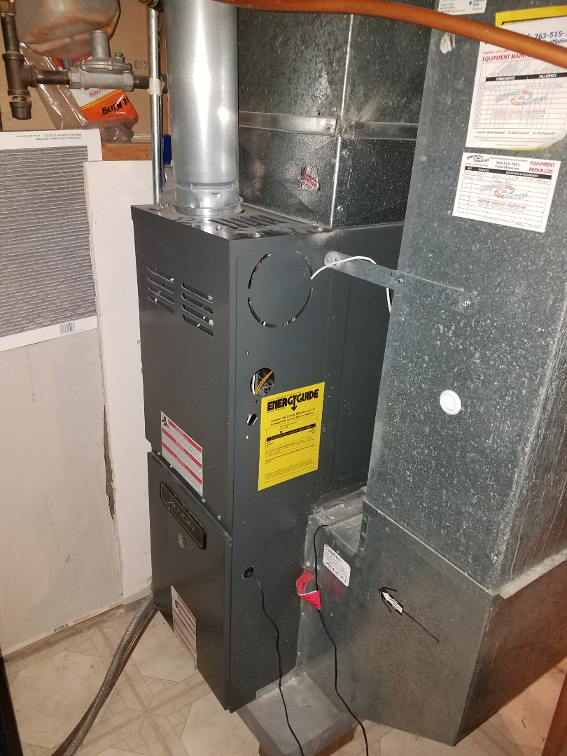Wayzata, MN - No heat on Goodman furnace