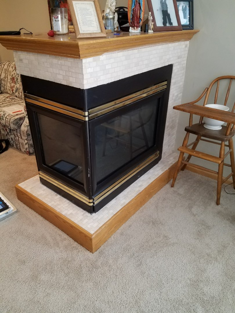 Maple Grove, MN - Heat n glo fireplace issues