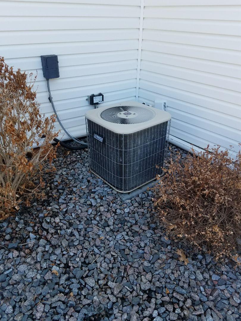 Saint Michael, MN - Lennox system tune ups.  Both furnace and ac