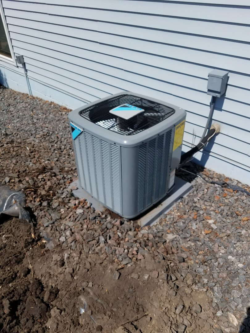 Rogers, MN - Daikin ac tune up and clean