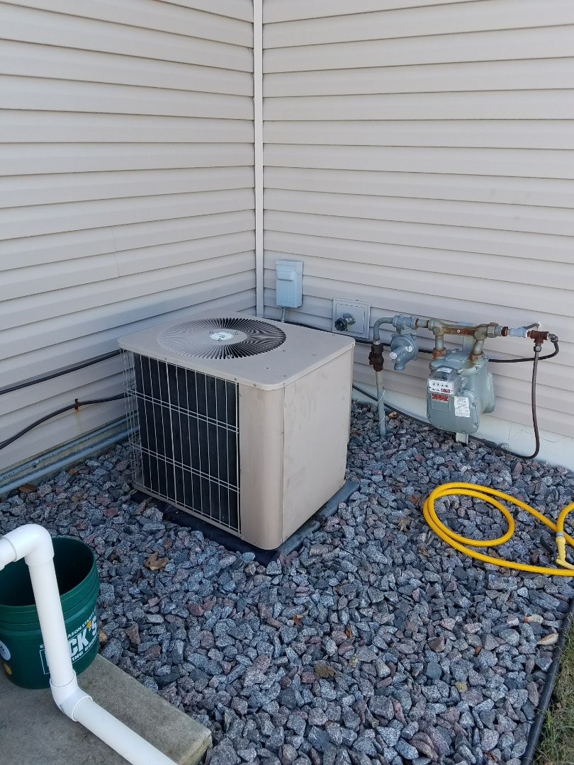 Saint Michael, MN - Armstrong air ac tune up. Blower wheel cleaning, ac renew injection , hard start kit, contacter, ac locking caps, pcp maintenance enrollment