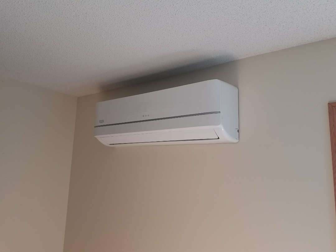Otsego, MN - Ductless unit install