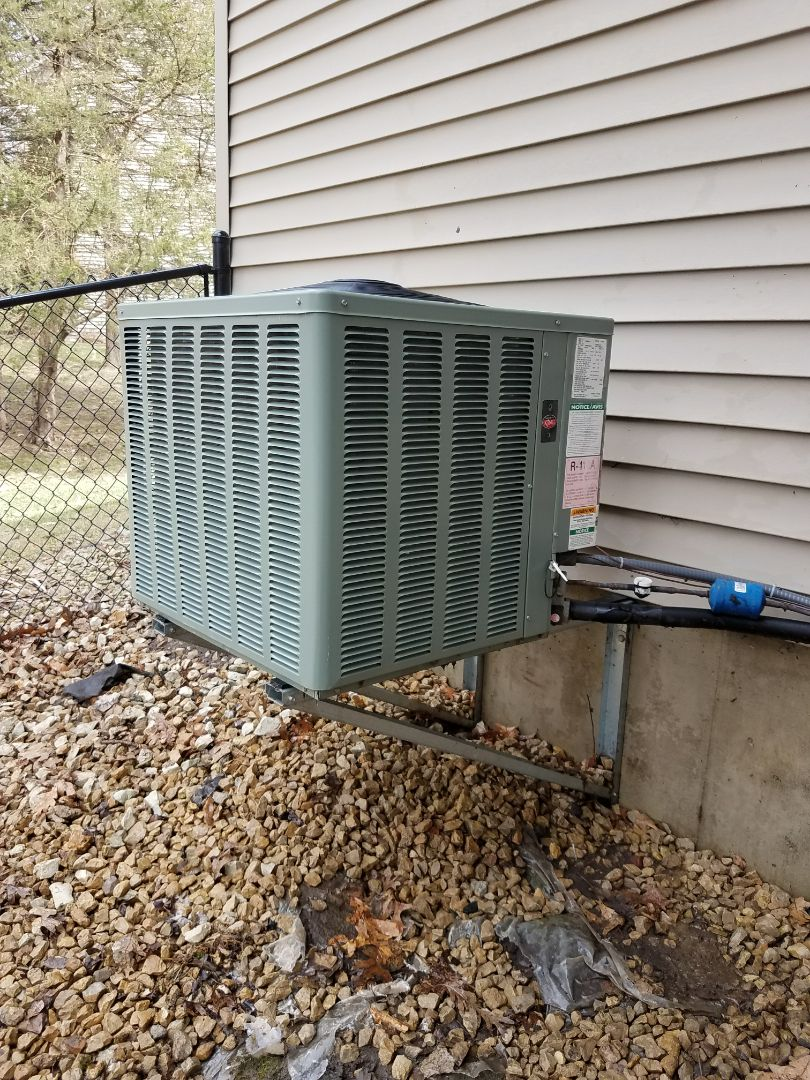 Hanover, MN - A/C tune up and clean on weathering unit in St. Michael