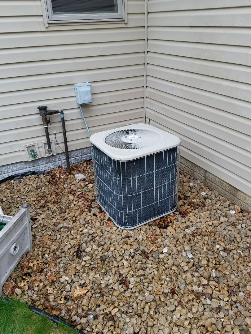 Elk River, MN - Lennox ac tune up and clean