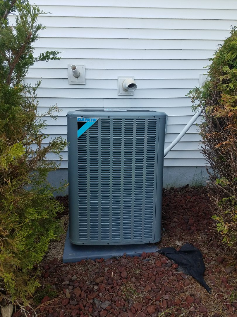 Saint Michael, MN - New furnace and AC install