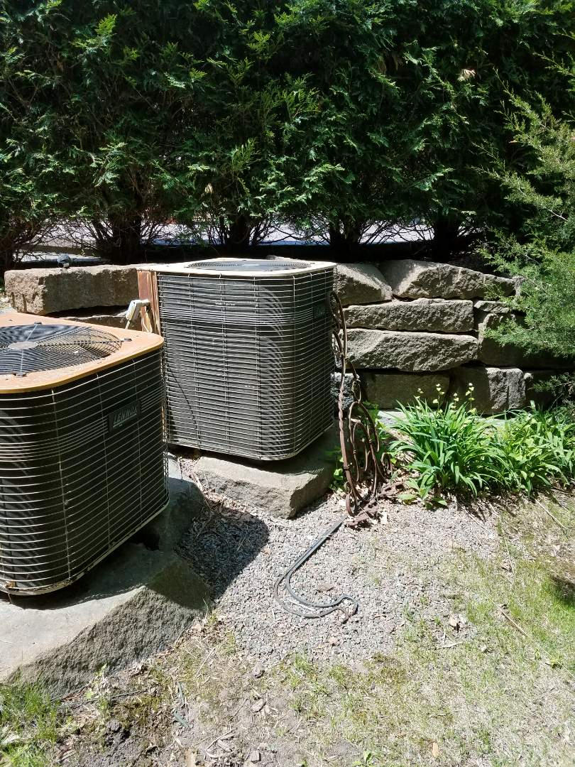 Long Lake, MN - Lennox ac no cool.  Bad capaciter for fan. Replaced and test system