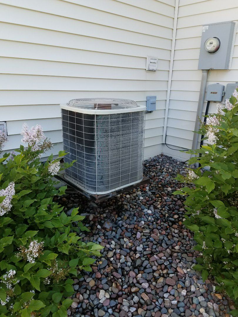 Osseo, MN - Bryant ac tune up and  clean