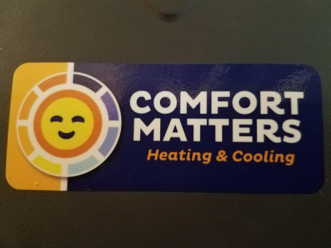 Buffalo, MN - Air conditioner cleaning and tune up on a Comfort Matters unit