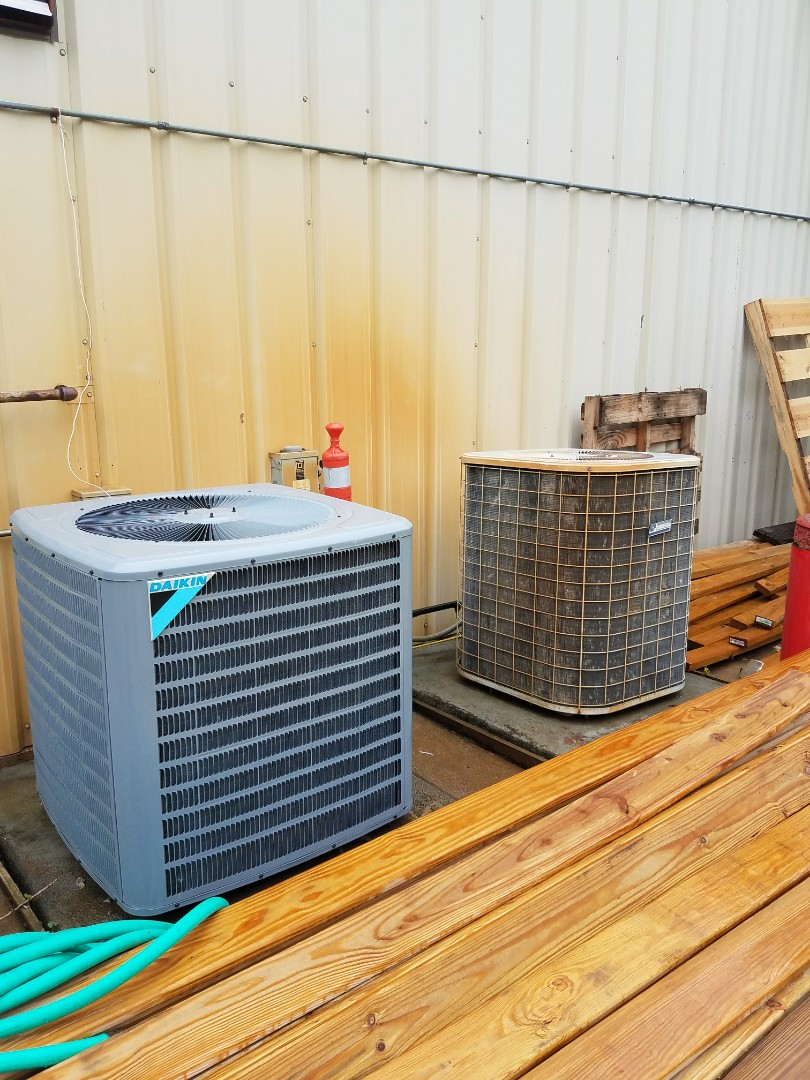 Corcoran, MN - Two a/c tune ups on condensing split system is corcoran.