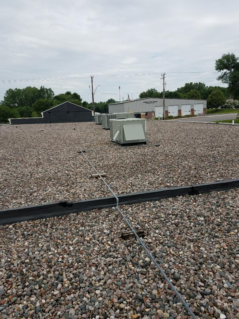 Hanover, MN - A/C roof top commercial maintenance and cleaning in Hanover