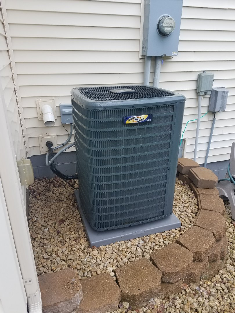 Minneapolis, MN - Performed tune up and cleaning on Comfort Matters AC