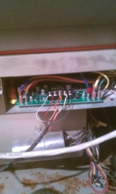 Shorewood, MN - Replaced fan control board on a Lennox WhisperHeat furnace.