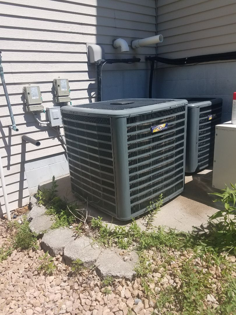 Osseo, MN - No cooling service on goodman air conditioner