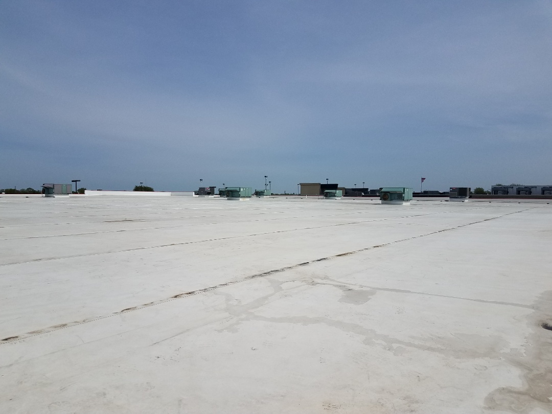 Buffalo, MN - Filter replacement on 15 commercial roof top units in Monticello