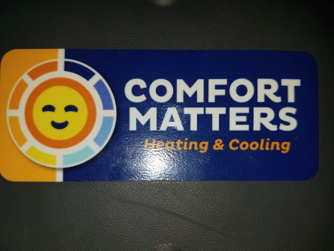 Buffalo, MN - Air conditioner cleaning and tune up on a Comfort Matters system
