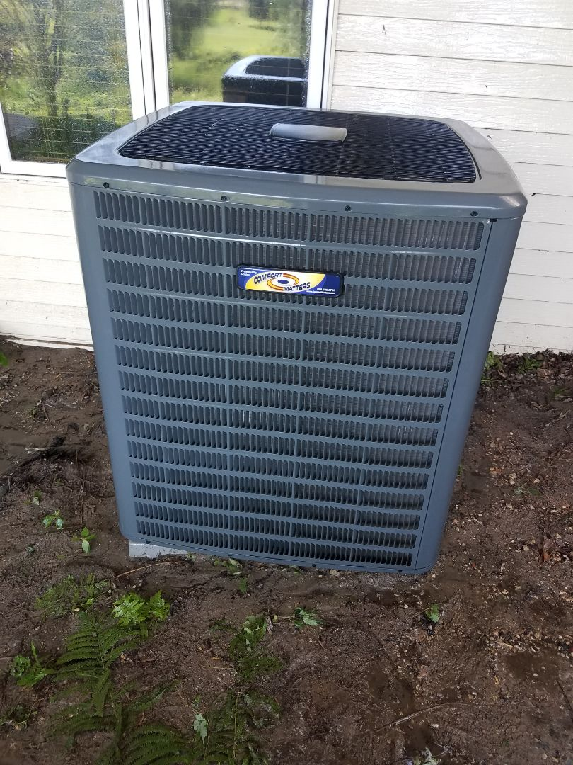 Delano, MN - Air conditioning tune up and cleaning on Goodman air conditioner