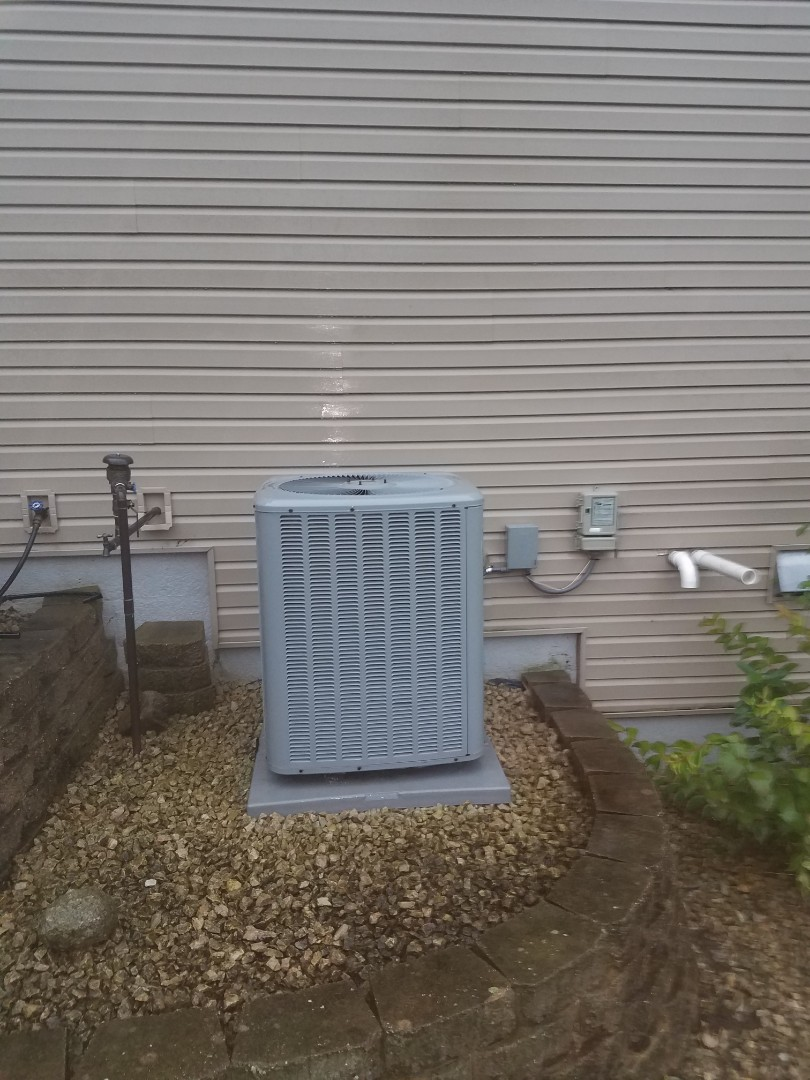 Rogers, MN - Air conditioning tune up and cleaning on daikin air conditioner