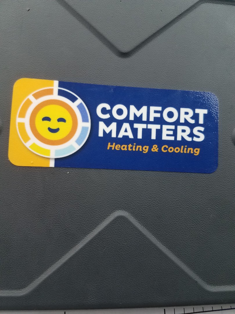 Saint Michael, MN - Air conditioner cleaning and tune up on a Comfort Matters system