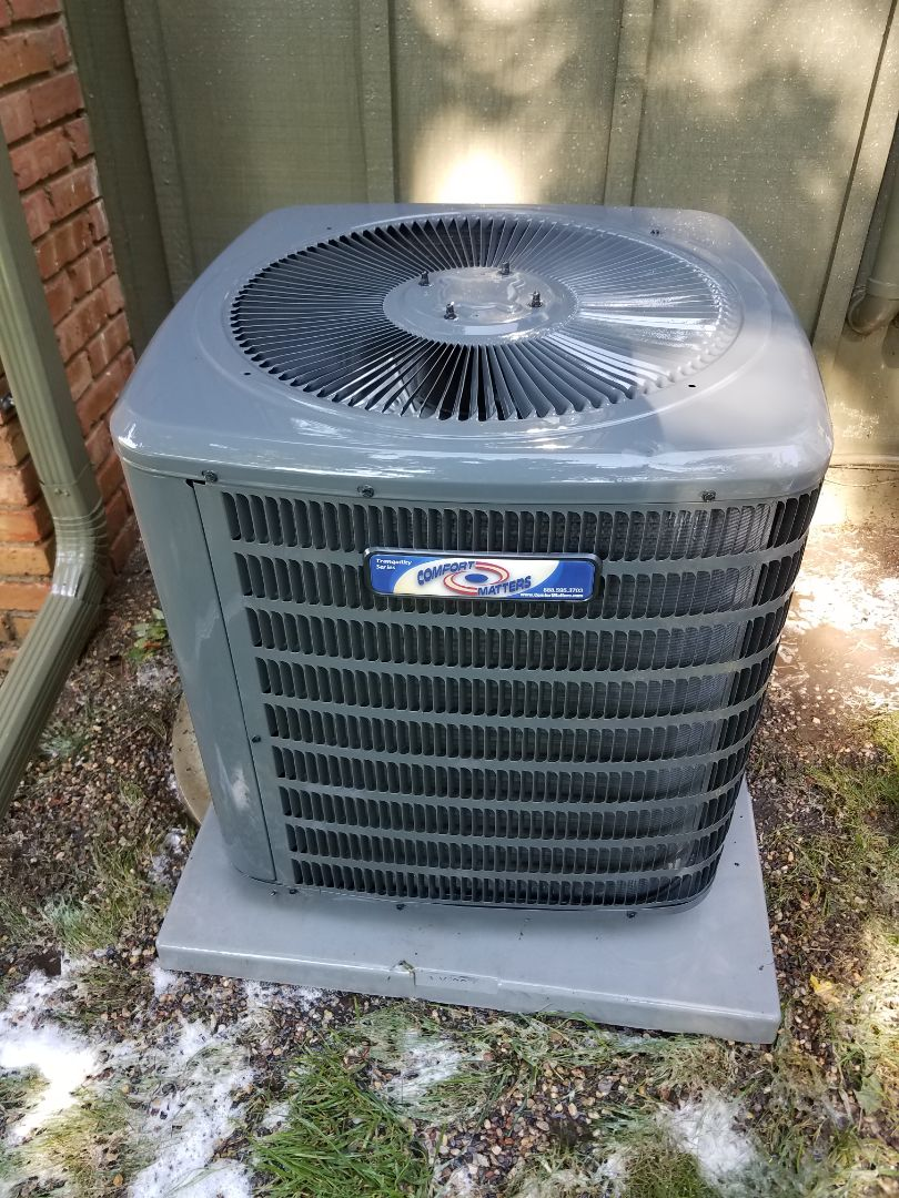Excelsior, MN - Air conditioning tune up and cleaning on Goodman air conditioner