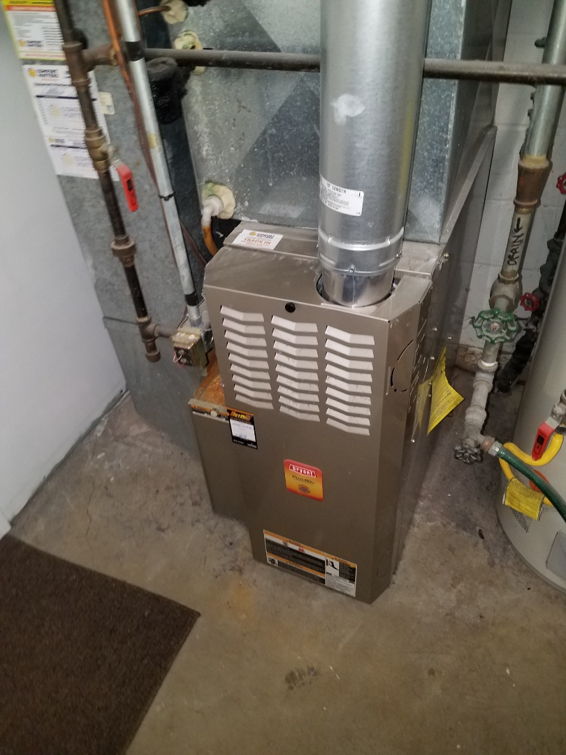 Elk River, MN - Furnace tune up and clean on Bryant unit in Otsego