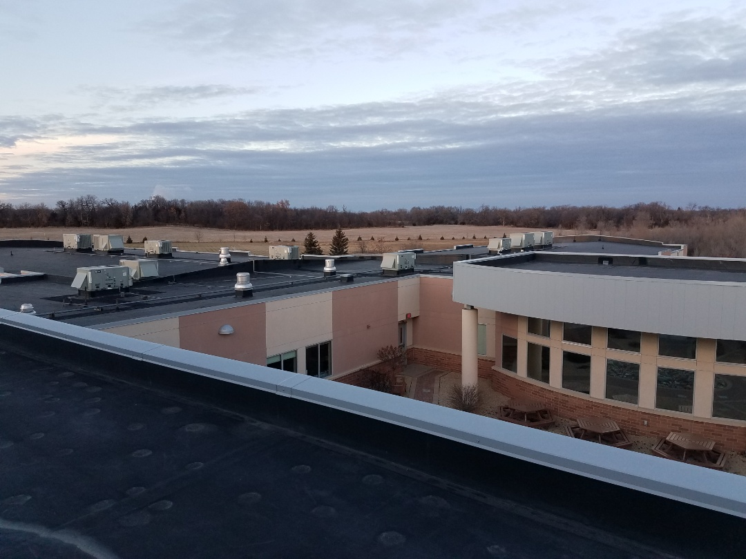 Buffalo, MN - Replaced inducer motors on 3 commercial roof top units in Buffalo