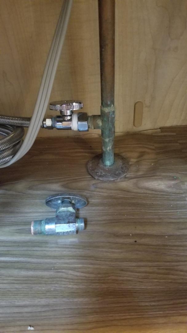 Sellersburg, IN - New isolation valve