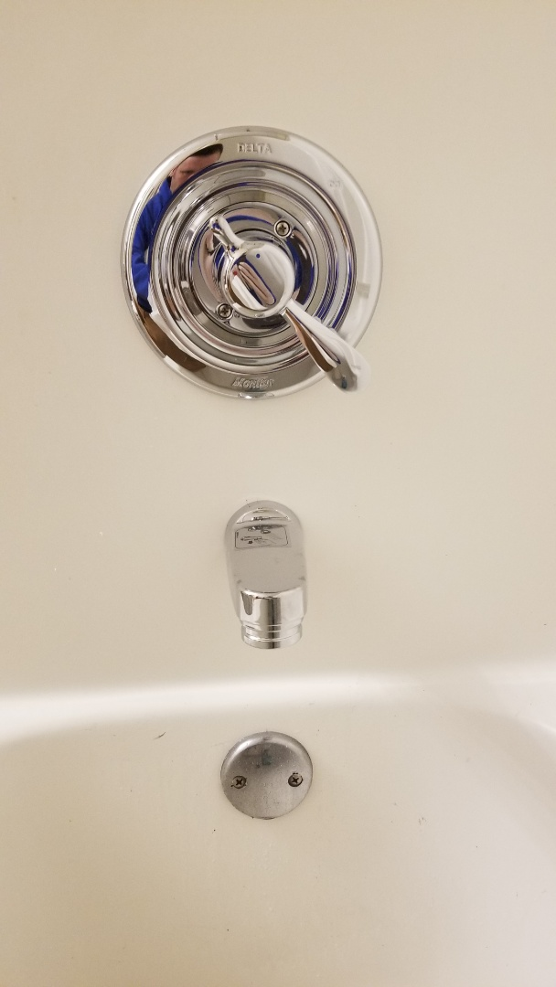 Prospect, KY - New delta tub and shower faucet