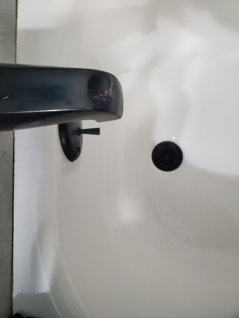 Clarksville, IN - new tub drain
