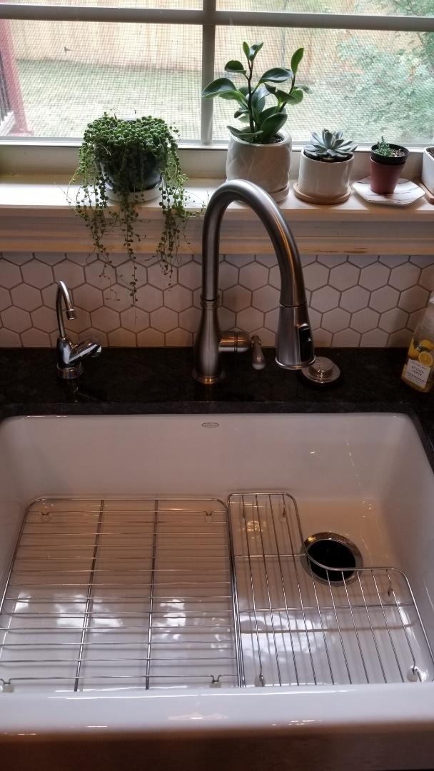 Sellersburg, IN - Cleaned k.s drain