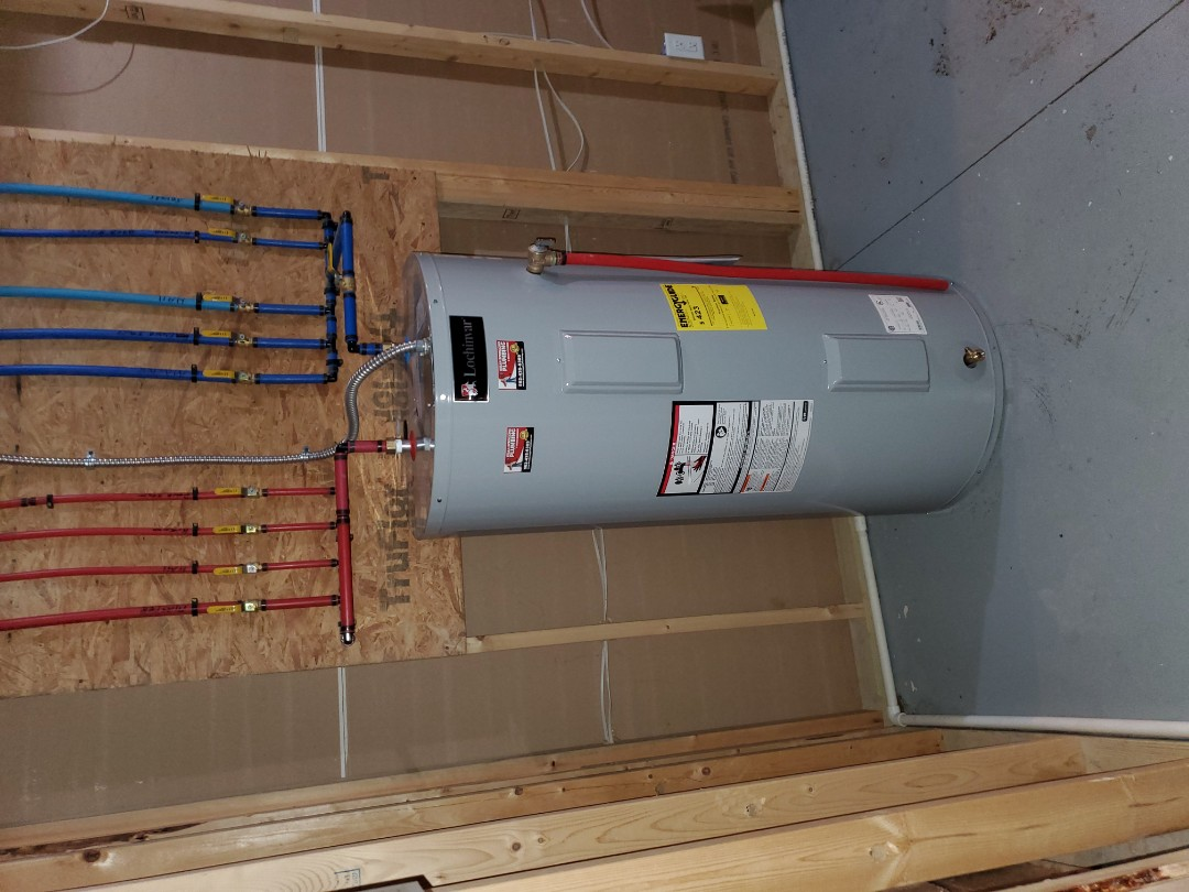 Jeffersonville, IN - New Water heater installation