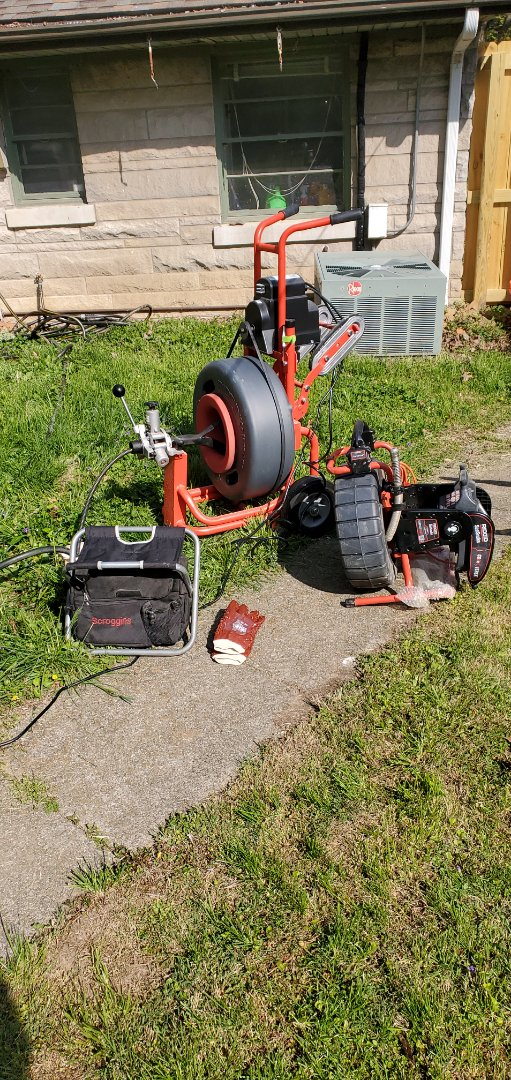 Clarksville, IN - Sewer cleaning