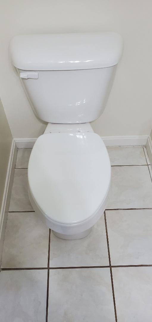 Clarksville, IN - New toilet install