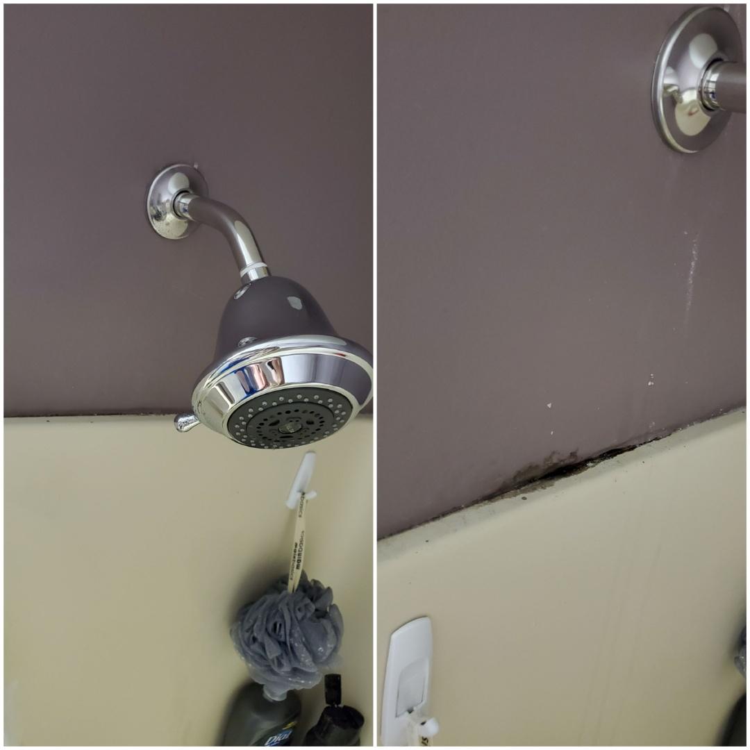 Jeffersonville, IN - New shower head