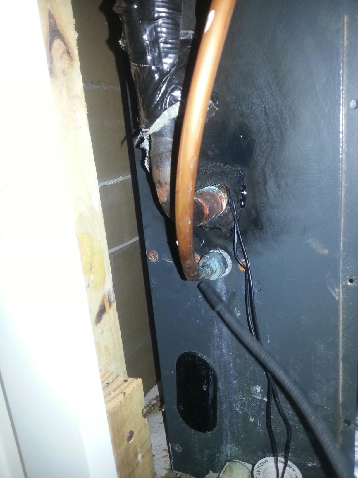Coosada, AL - Leak searched unit added freon