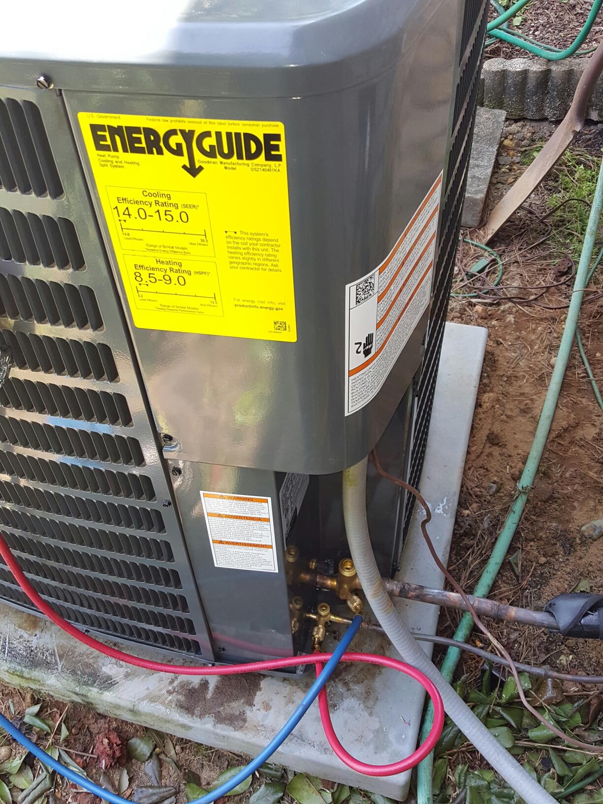Shorter, AL - Changed condenser,indoor Txv