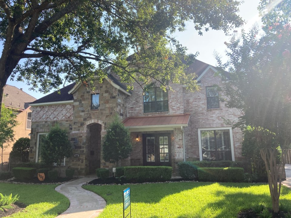 Houston, TX - Roof inspection this morning for a potential buyer. We will be preparing a roof report and roof proposals for roof repair or roof replacement depending on our findings.