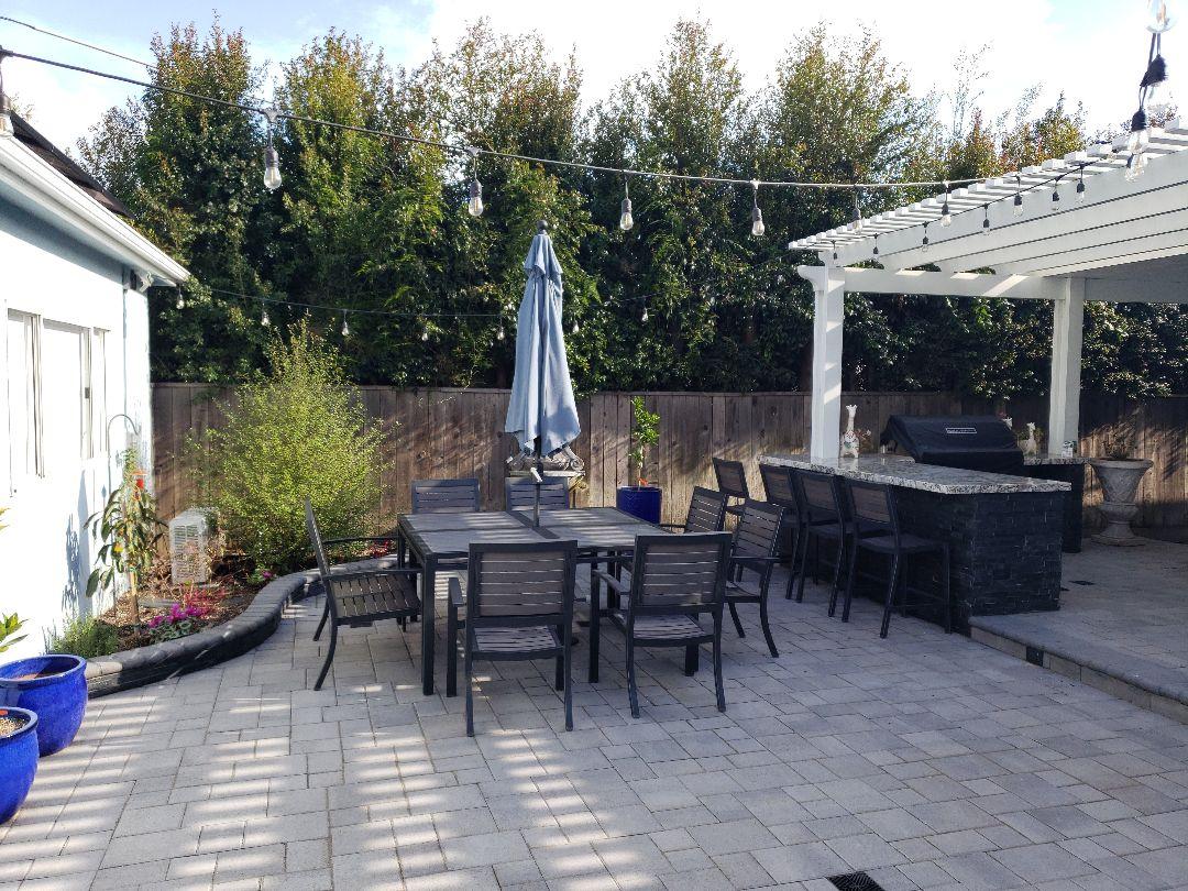 Santa Monica, CA - Back yard renovations