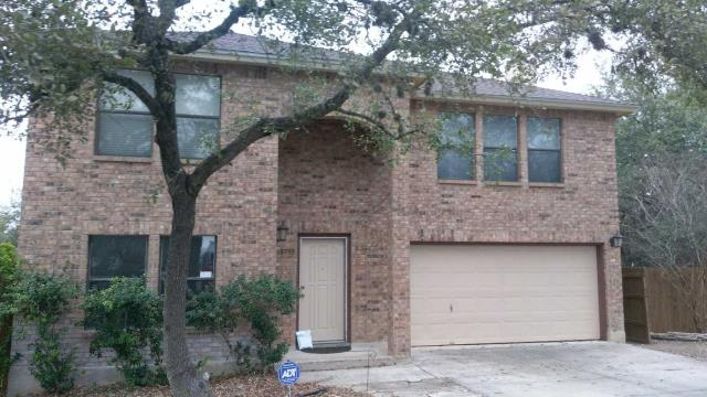 San Antonio, TX - Roof Replacement GAF Timberline High Definition Barkwood Shingles and Z-Ridge High Profile Ridge Cap