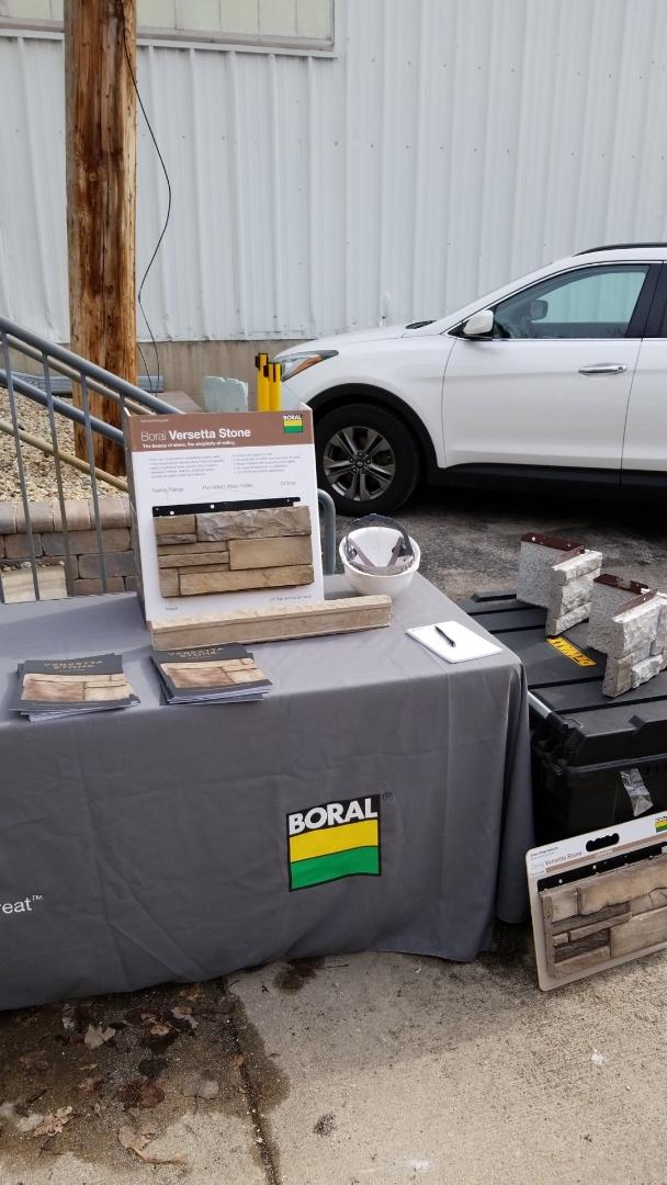 Aurora, IL - Versetta Stone stone siding seminar