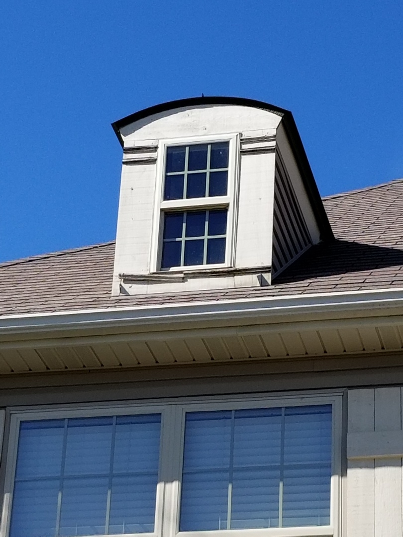 Fix rotten wood on dormers replace with LP Smartside Trim